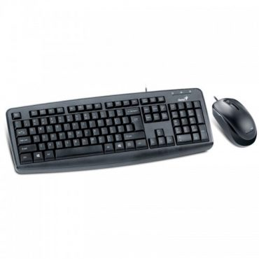Genius KM-130 USB Wired Keyboard And Mouse