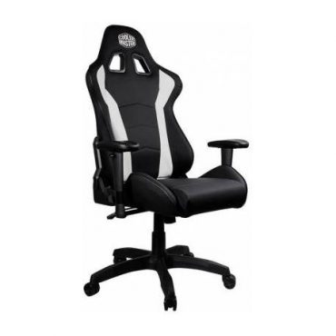 Cooler Master Caliber R1 Gaming Chair White