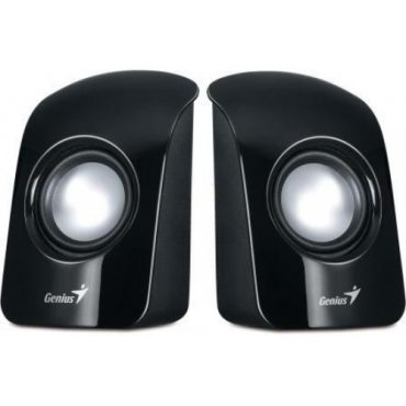 Genius SPU115 Desktop Speakers USB Black