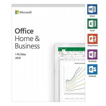 Microsoft Office 2019 Home & Business Edition