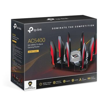 TP-Link AC5400 Archer C5400X Tri-Band Gaming Router