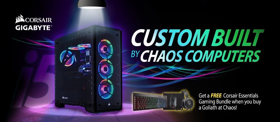 Custom Built By Chaos Computers