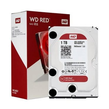 WD Red 1TB SATA 6GB/s Internal 3.5-inch NAS Hard Drive