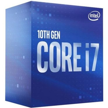 Intel Core i7-10700 2.9Ghz LGA1200 10th Gen CPU