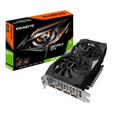Gigabyte GeForce® GTX 1660 SUPER™ OC 6G Graphics Card