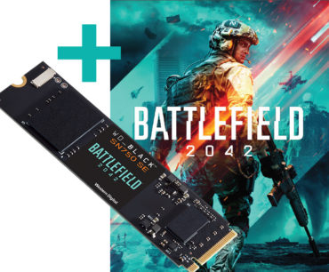 BATTLEFIELD™ 2042 Game bundled with a 500Gb or 1000Gb NVME SSD